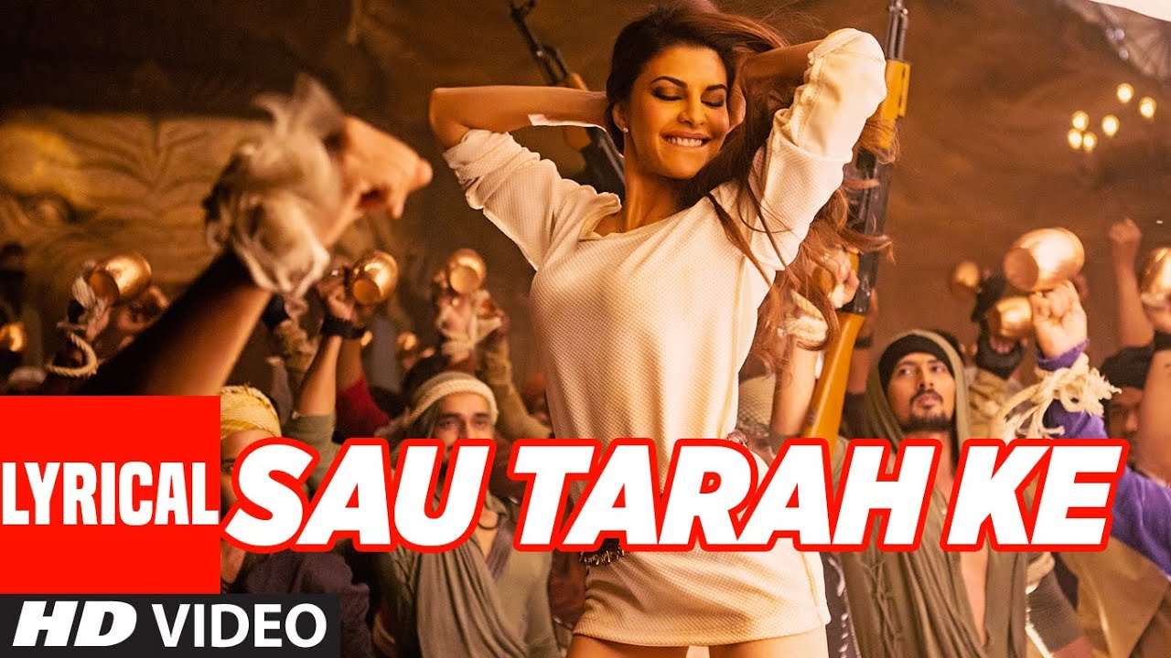 Sau Tarah Ke Song Lyrics