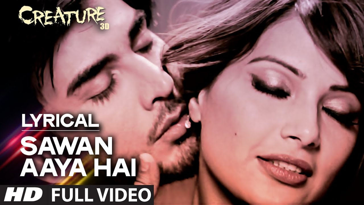 Sawan Aaya Hai Song Lyrics Image