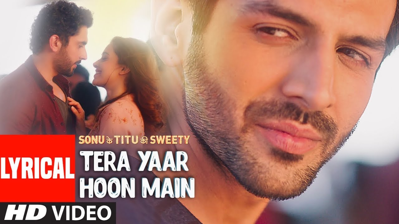 Tera Yaar Hoon Main Song Lyrics Image