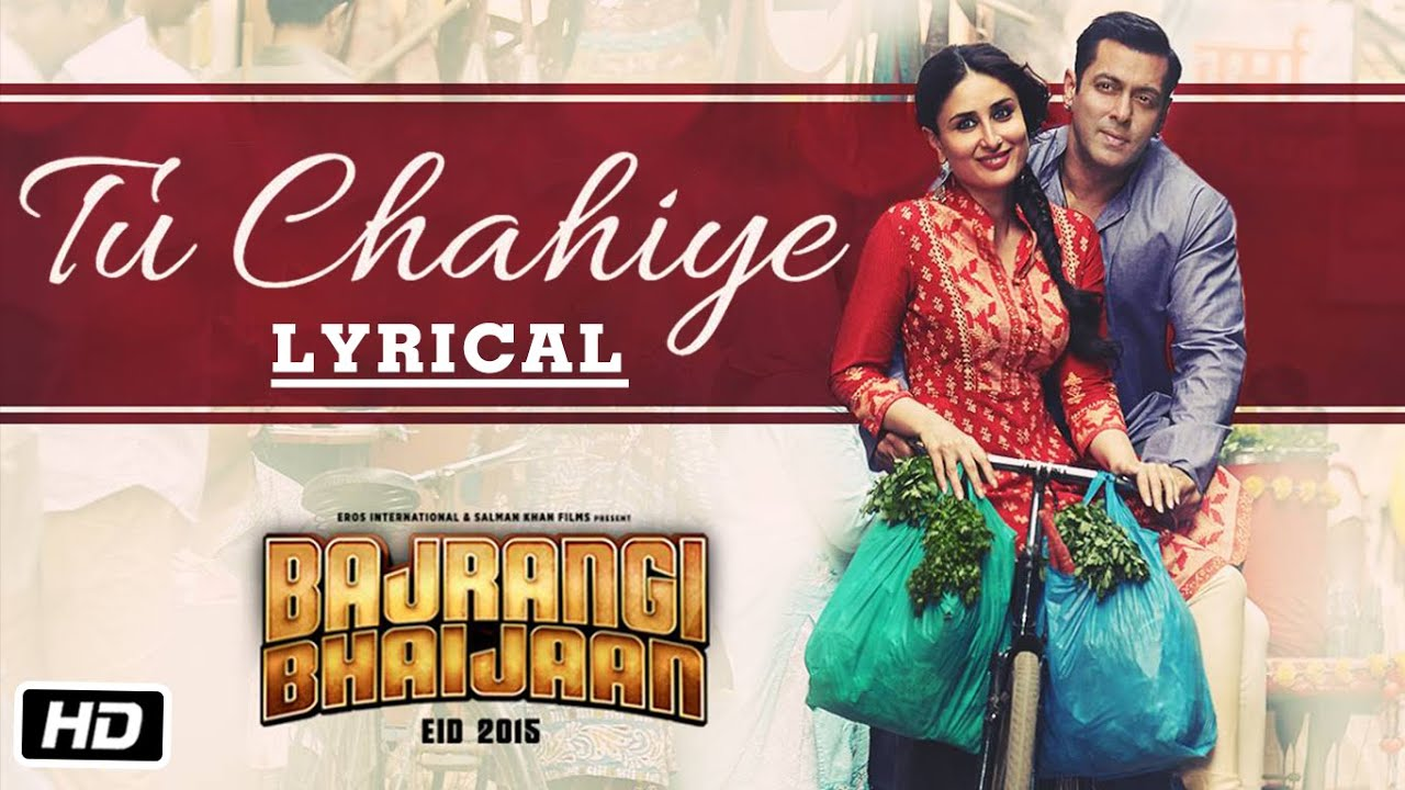 Tu Chahiye Song Lyrics