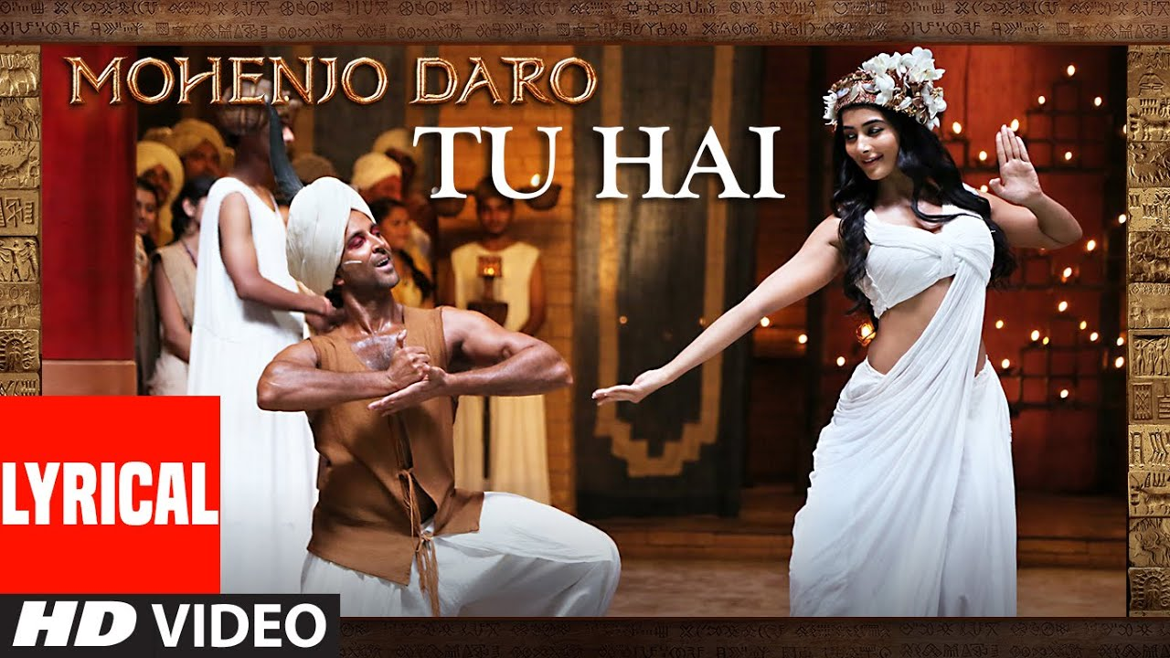Tu Hai Song Lyrics Image