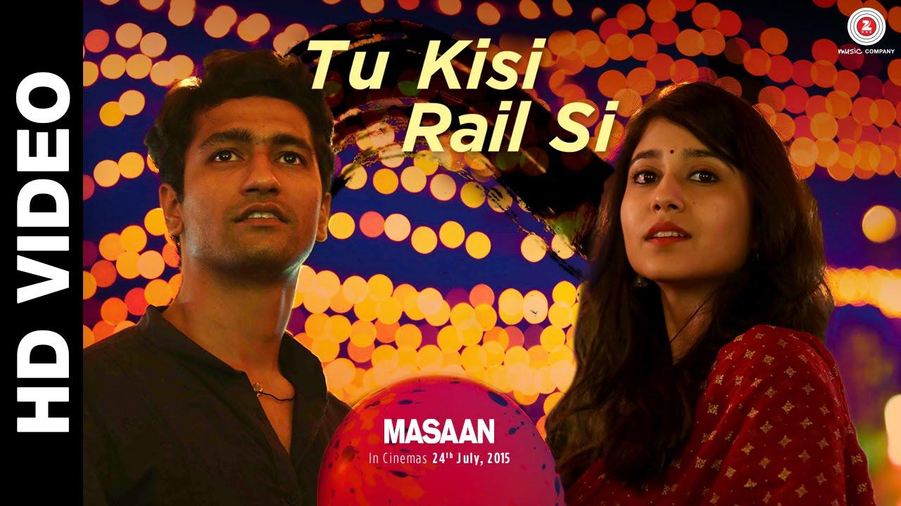Tu Kisi Rail Si Song Lyrics Image
