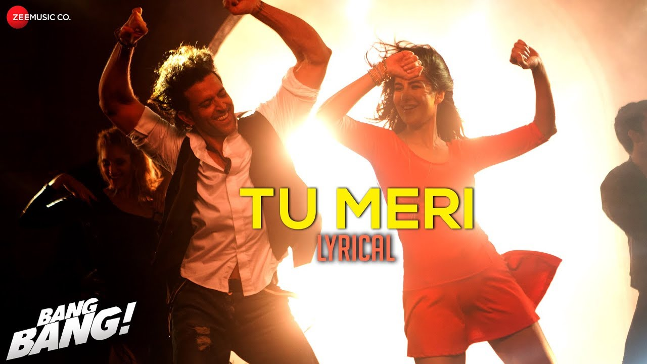 Tu Meri Song Lyrics Image