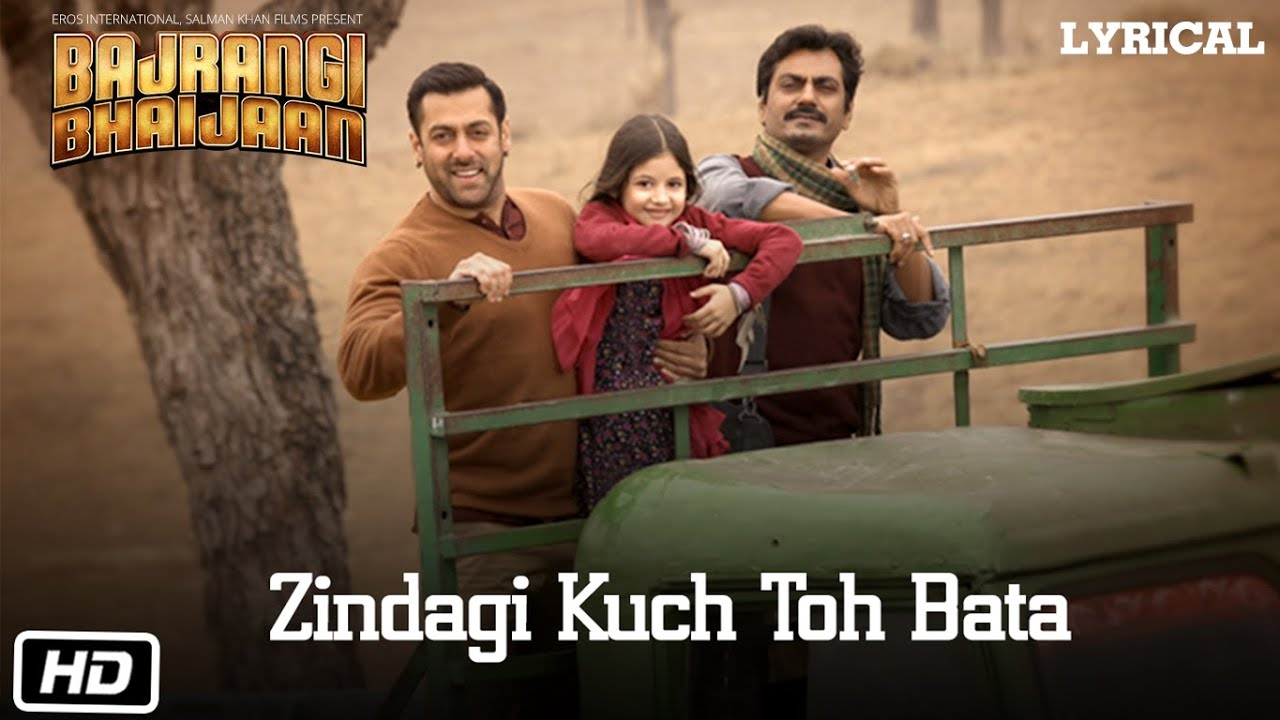 Zindagi Kuch Toh Bata (Reprise) Song Lyrics