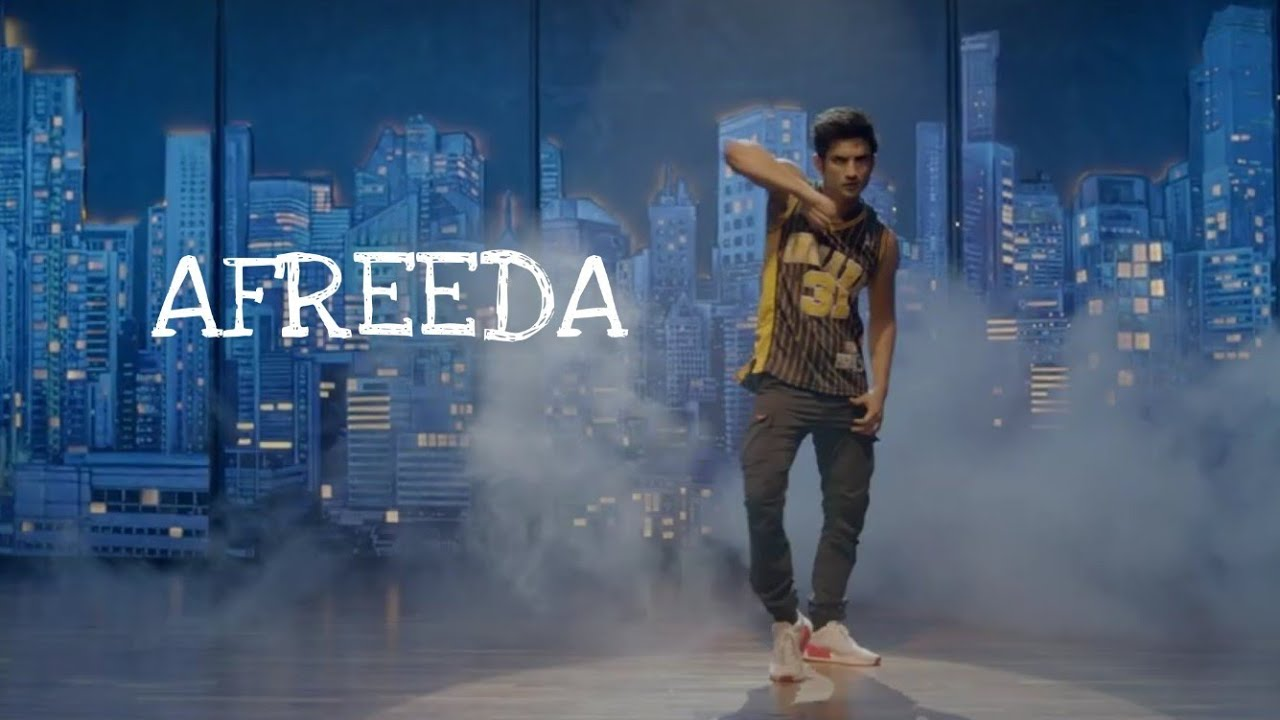 Afreeda Song Lyrics