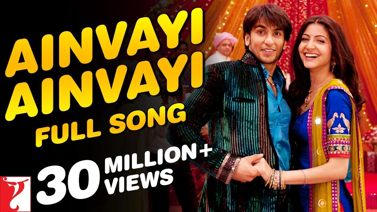 Ainvayi Ainvayi Song Lyrics