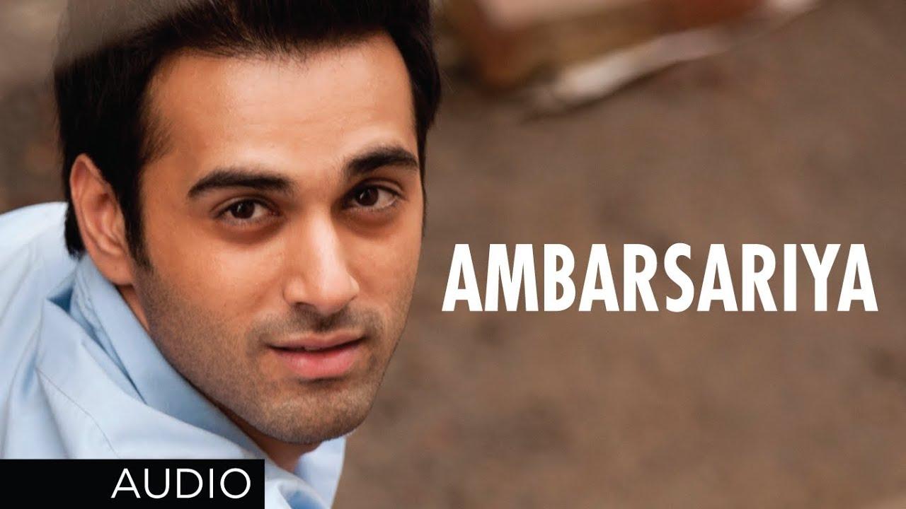 Ambarsariya Song Lyrics Image