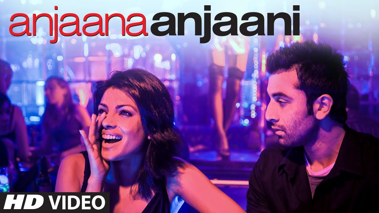 Anjaana Anjaani Song Lyrics Image