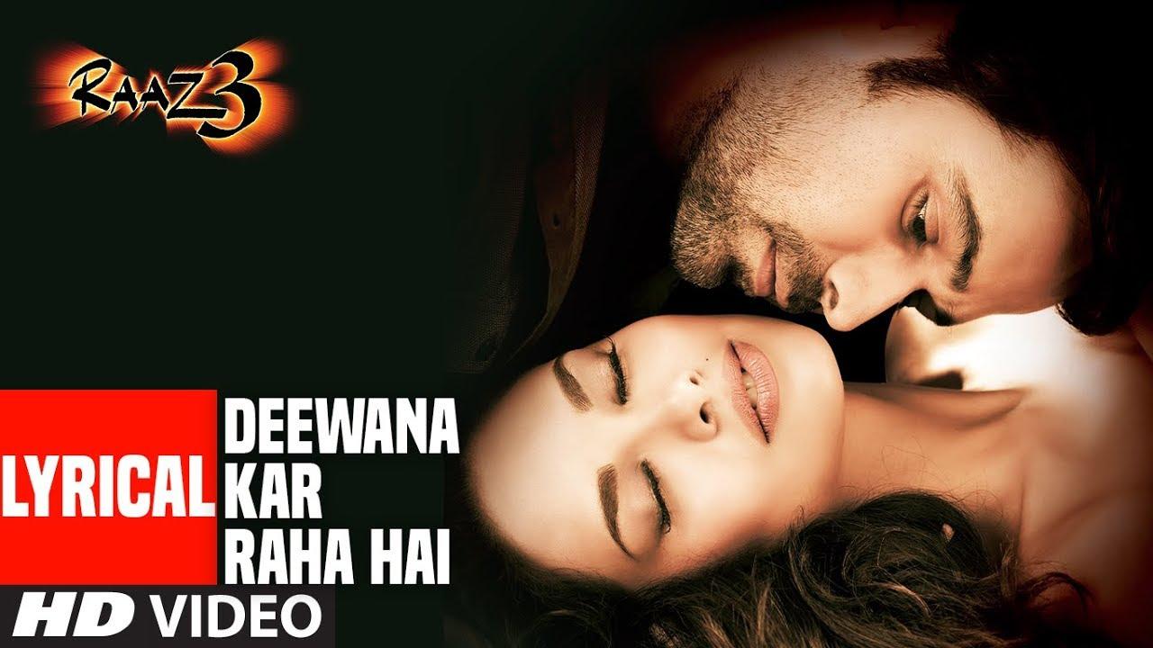 Deewana Kar Raha Hai Song Lyrics Image