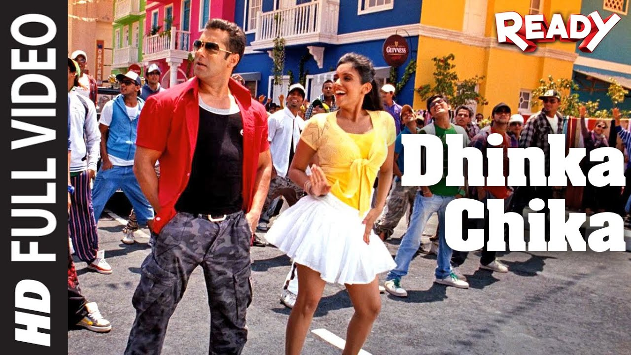 Dhinka Chika Song Lyrics