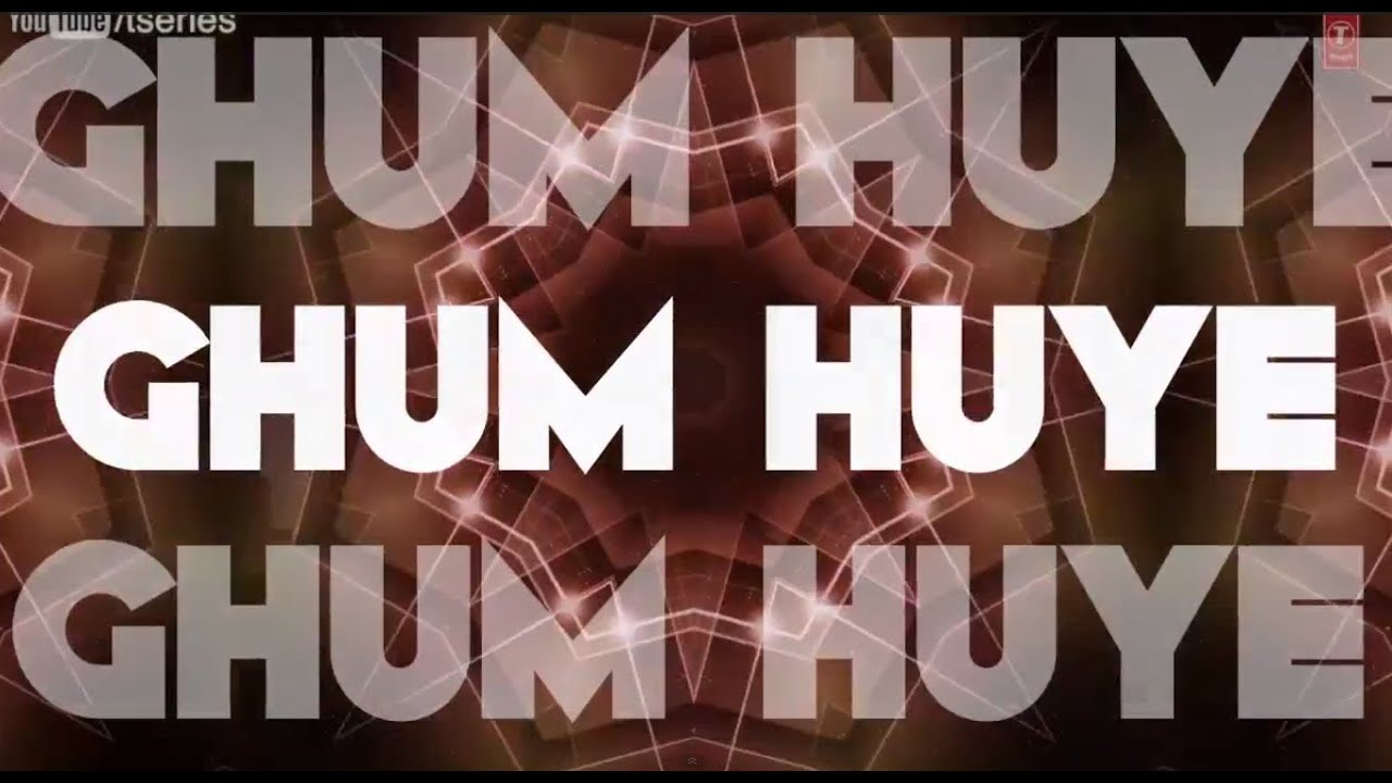 Ghum Huye (The Theme Of David) Song Lyrics