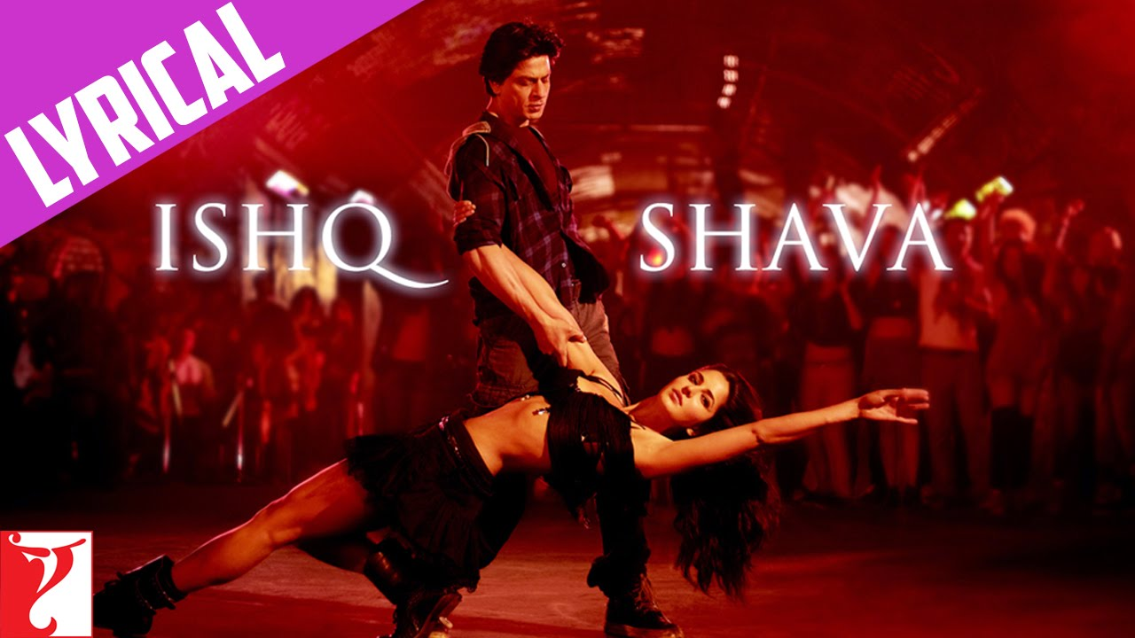 Ishq Shava Song Lyrics Image