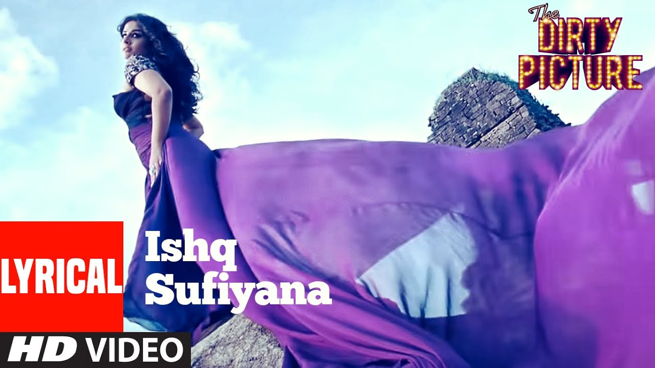Ishq Sufiyana Song Lyrics Image