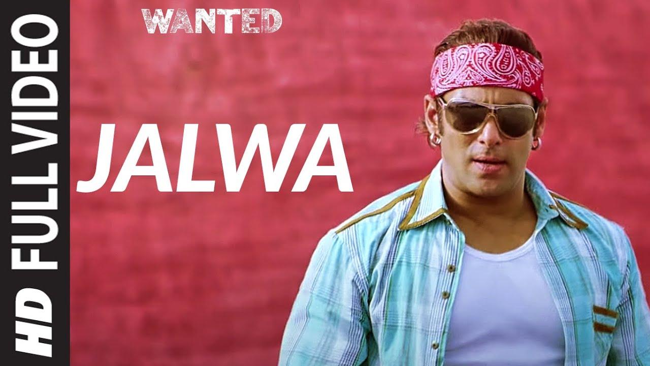 Jalwa Song Lyrics Image