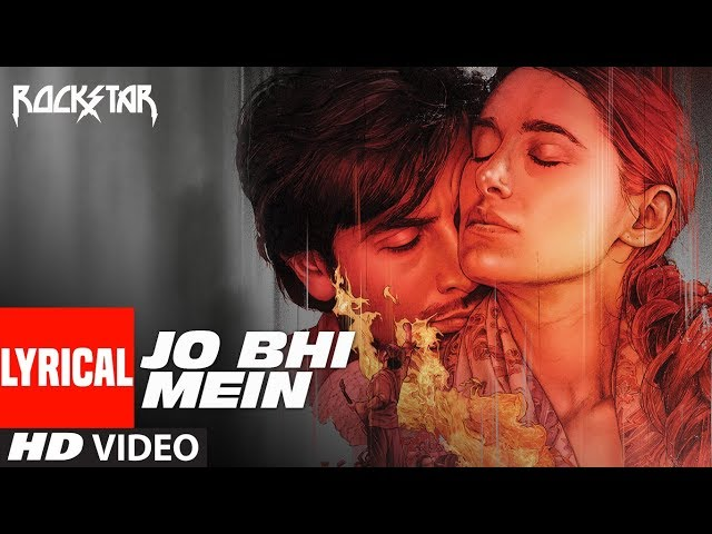 Jo Bhi Main Song Lyrics Image
