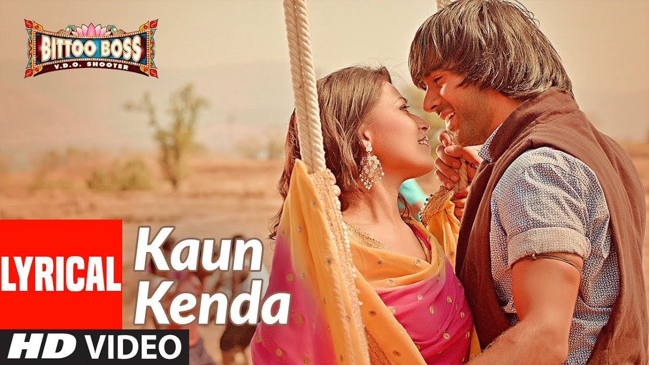 Kaun Kenda Song Lyrics Image