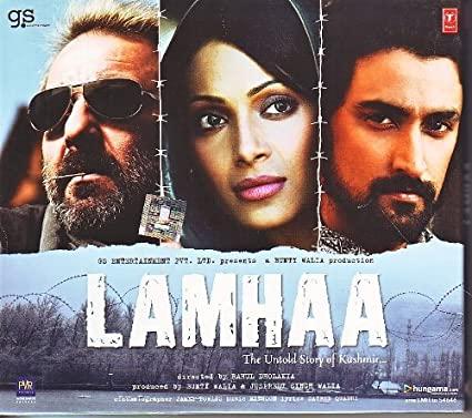 Lamhaa Poster