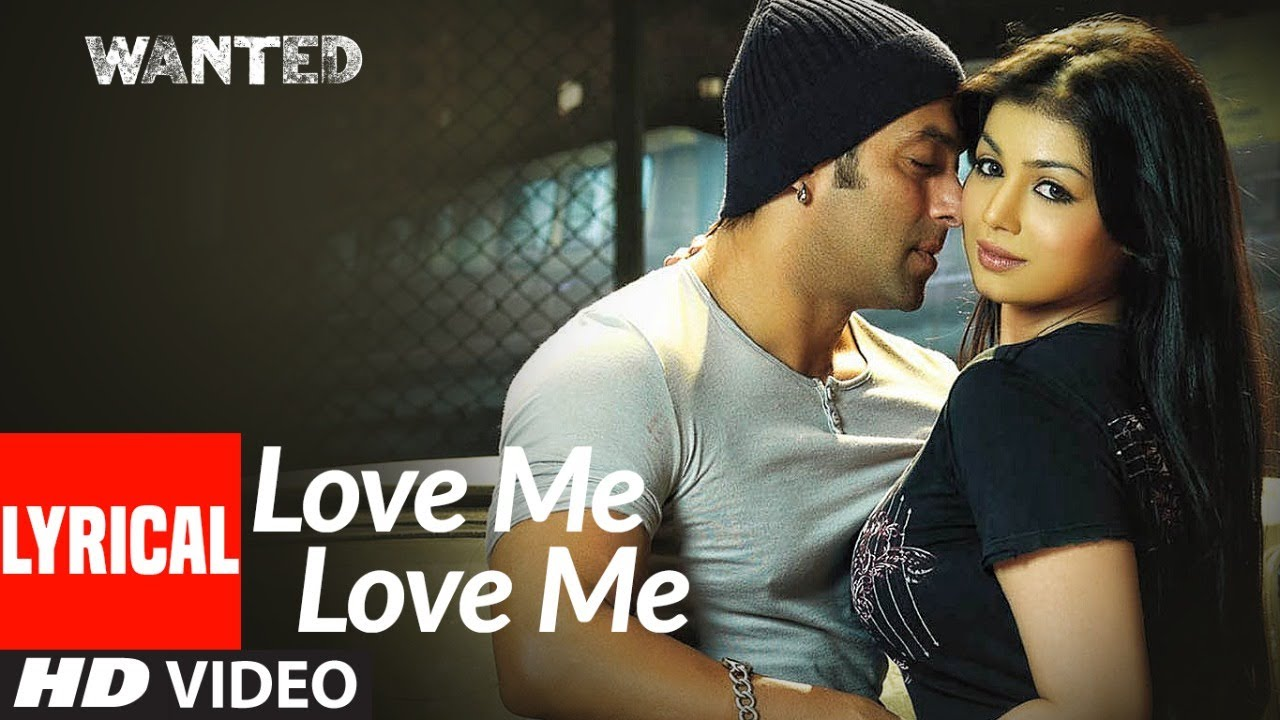 Love Me Love Me Song Lyrics Image