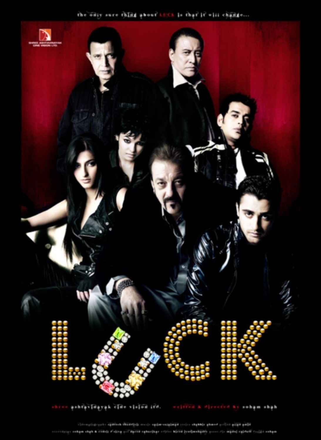 Luck Poster