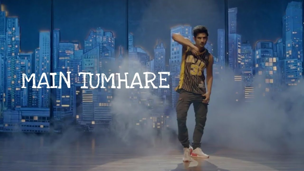 Main Tumhara Song Lyrics