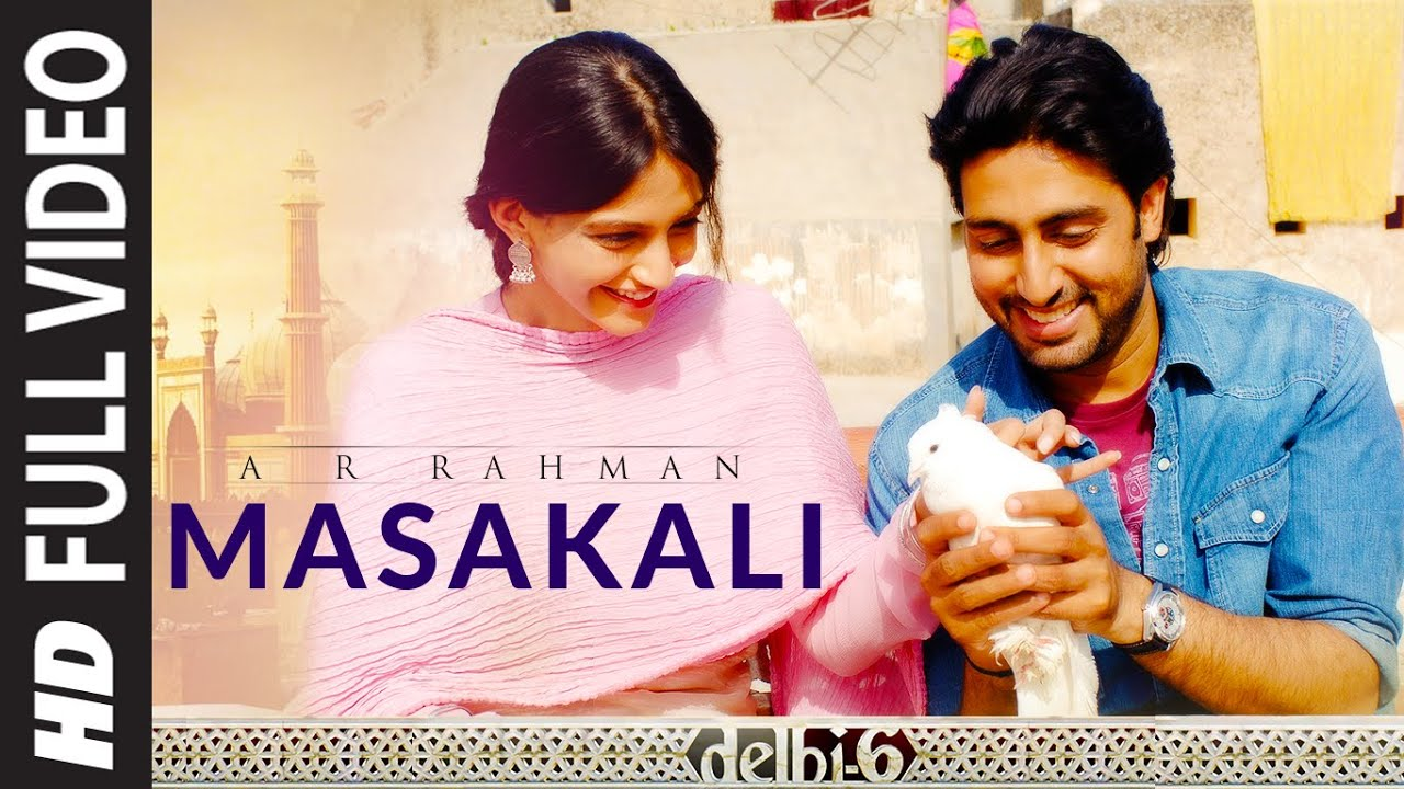 Masakali Song Lyrics