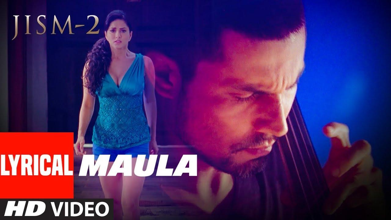Maula Song Lyrics Image