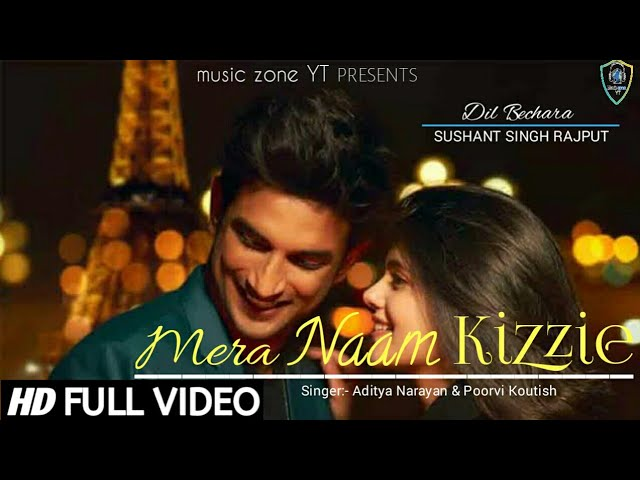 Mera Naam Kizzie Song Lyrics