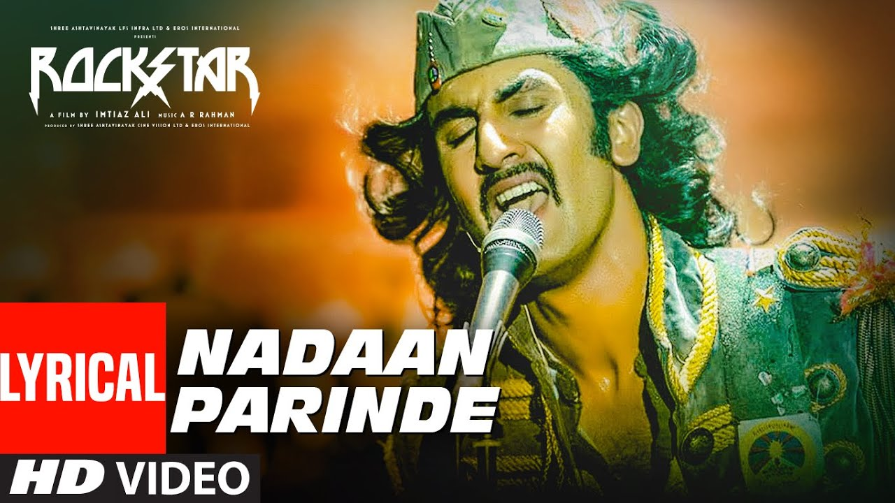 Nadaan Parinde Song Lyrics