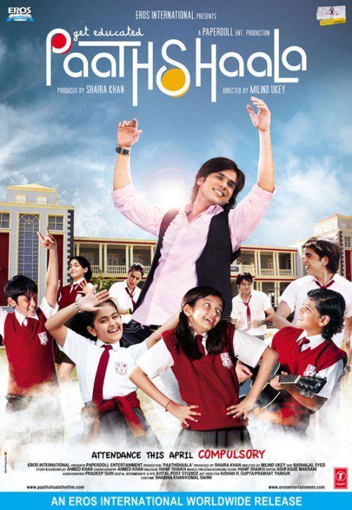Paathshaala Poster