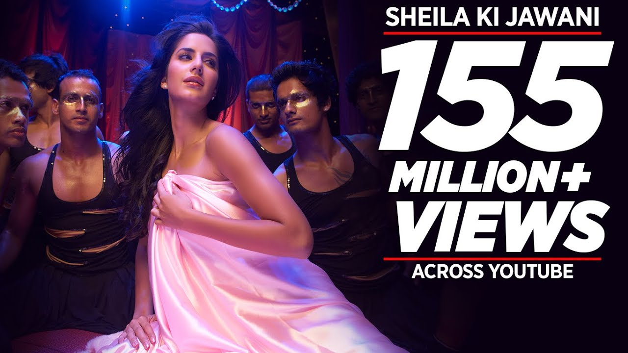 Sheila Ki Jawani Song Lyrics