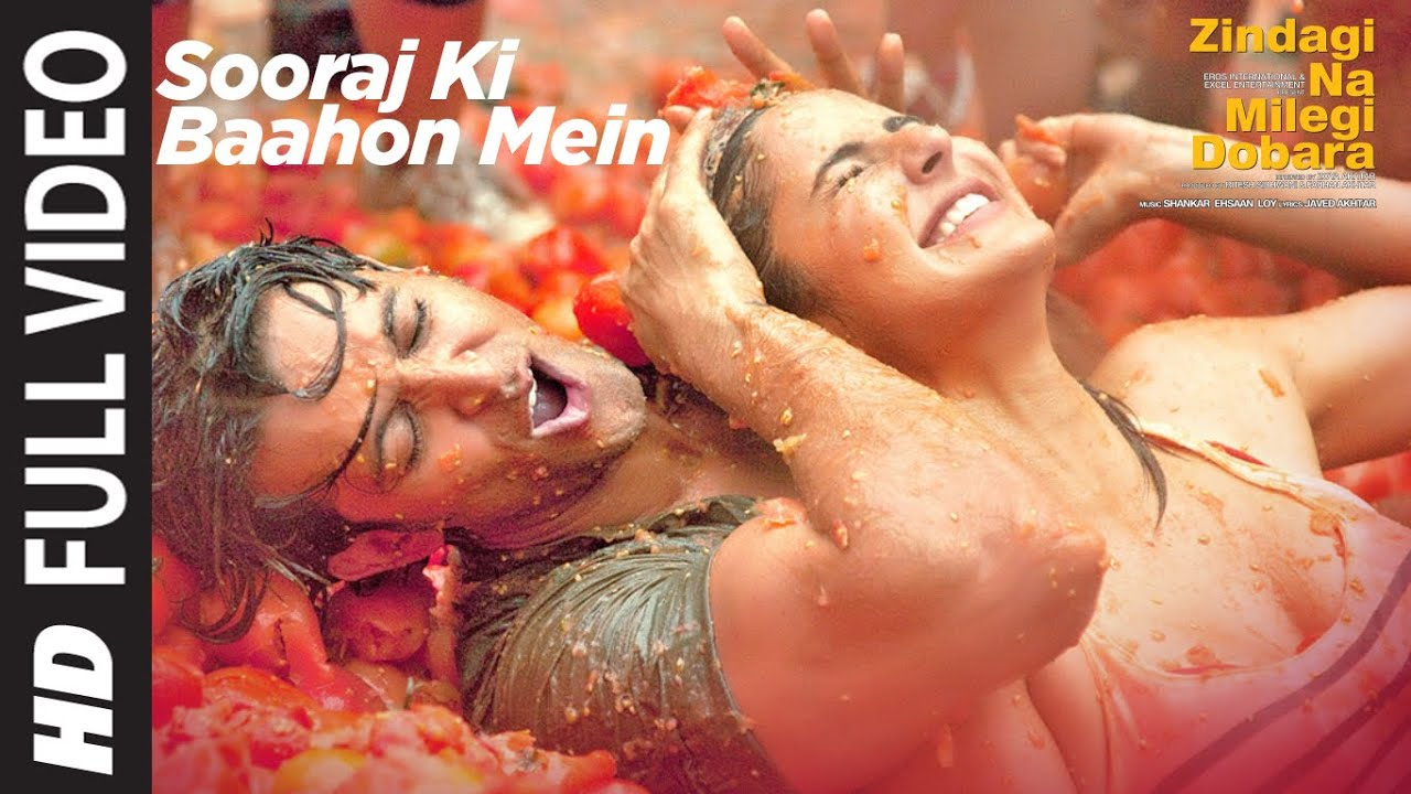 Sooraj Ki Bahoon Mein Song Lyrics