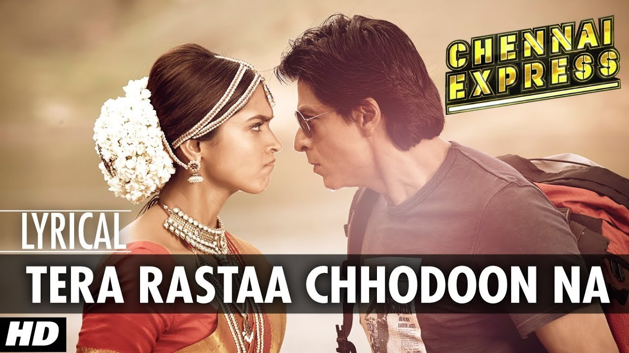 Tera Rastaa Chhodoon Na Song Lyrics Image