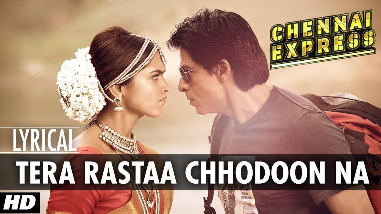 Tera Rastaa Chhodoon Na Song Lyrics