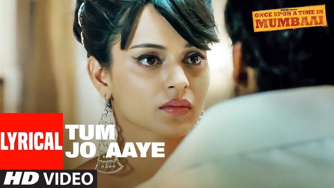 Tum Jo Aaye Song Lyrics Image