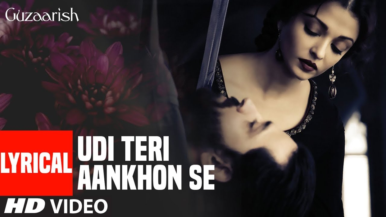Udi Teri Aankhon Se Song Lyrics Image