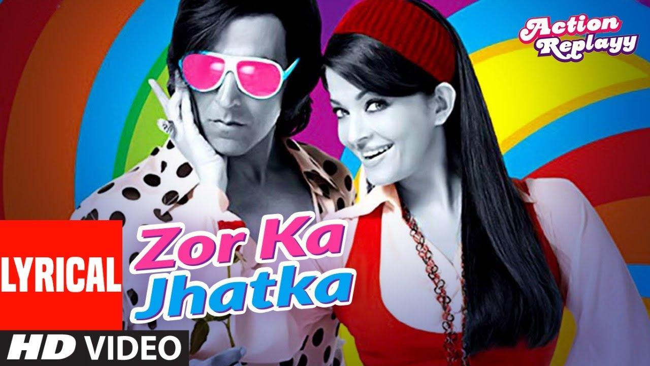 Zor Ka Jhatka Song Lyrics