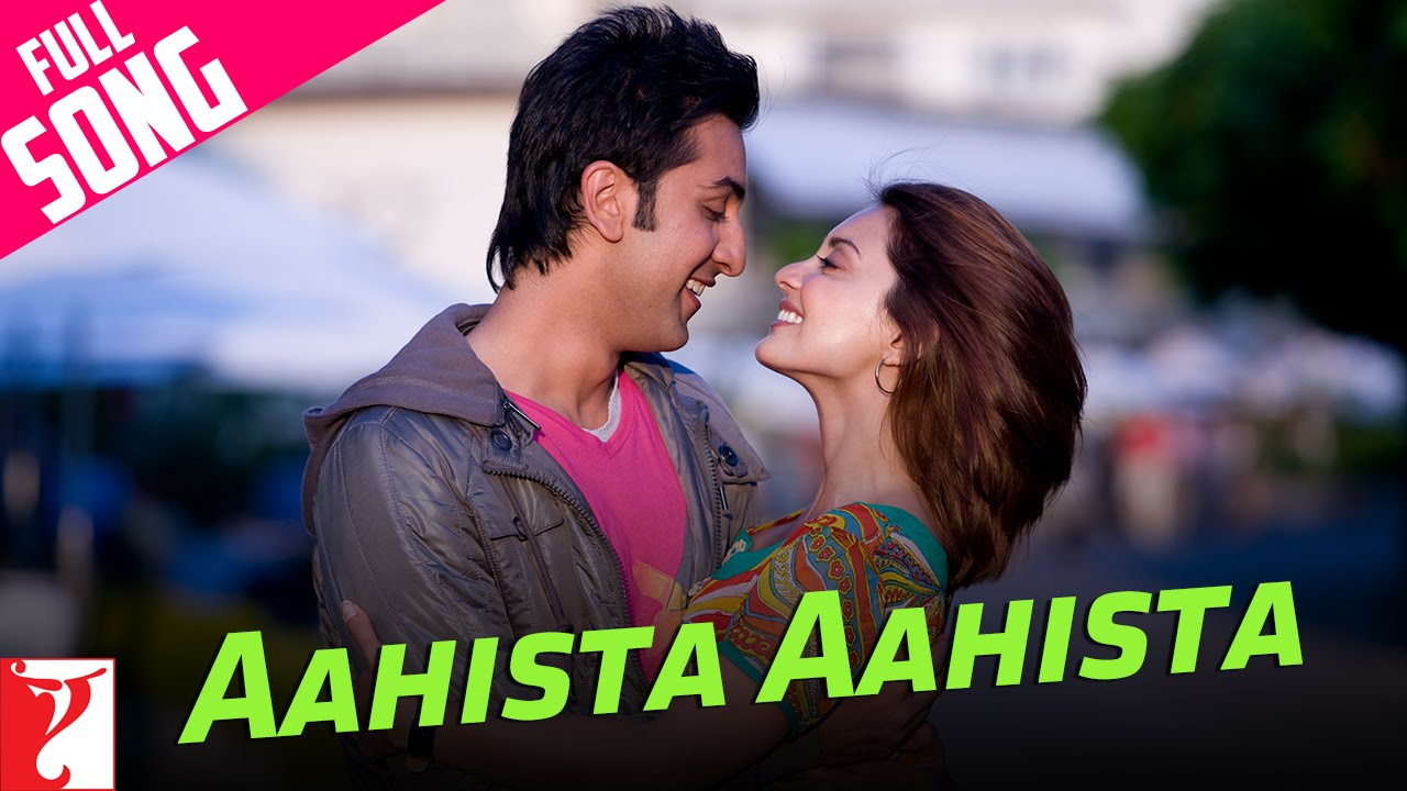 Aahista Aahista Song Lyrics Image