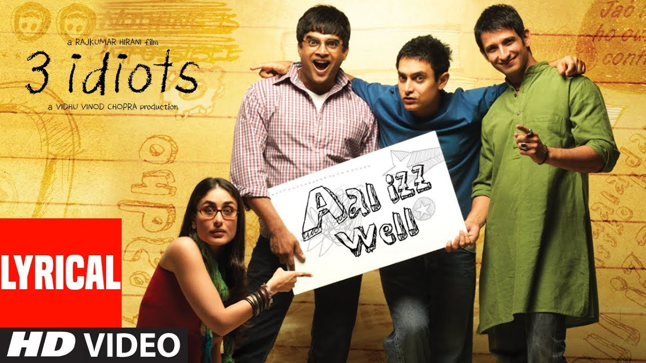 All Izz Well Song Lyrics Image