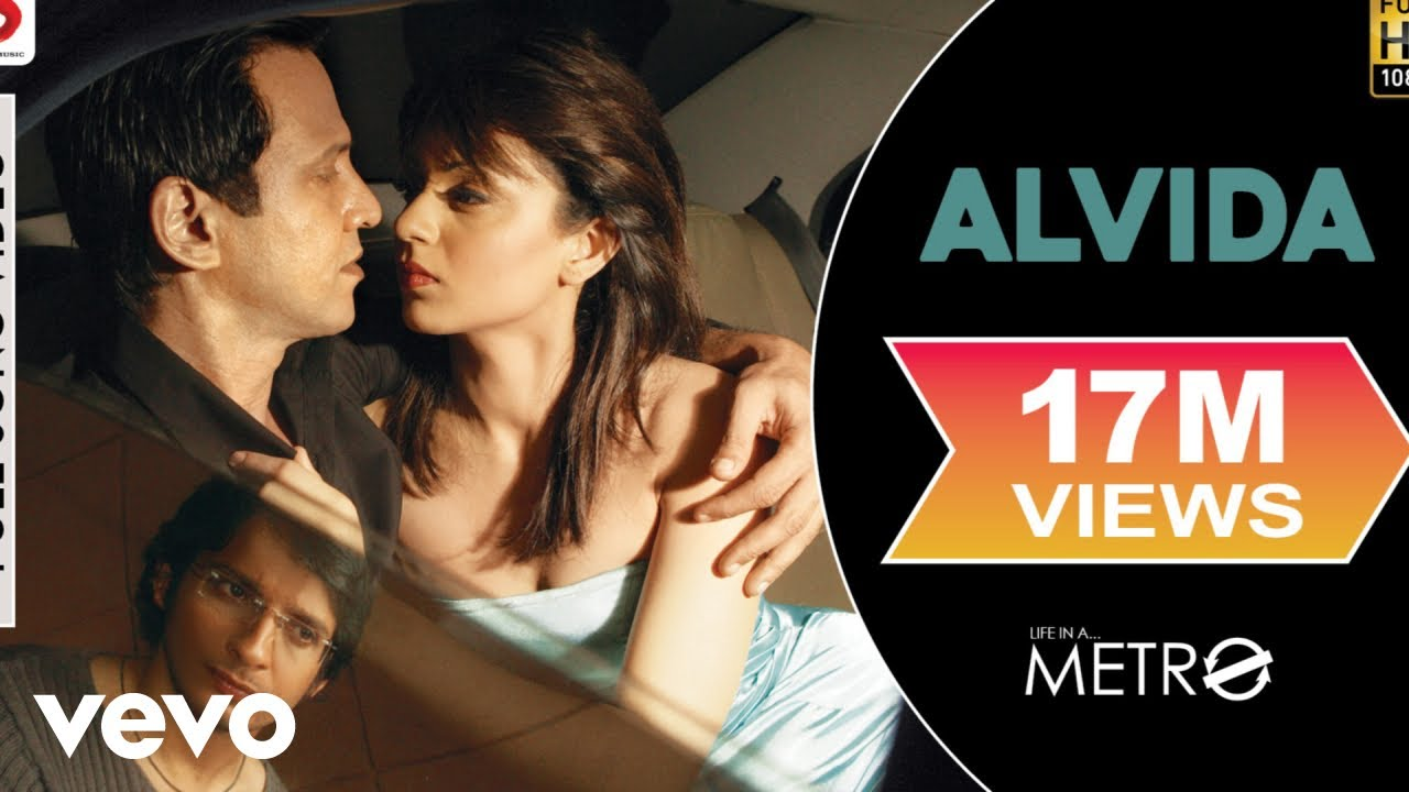 Alvida Song Lyrics Image