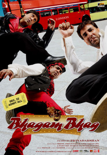 Bhagam Bhag Poster