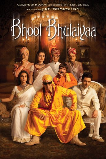 Bhool Bhulaiyaa Poster