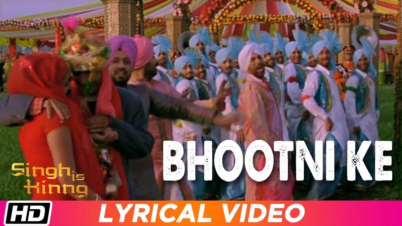 Bhootni Ke Song Lyrics