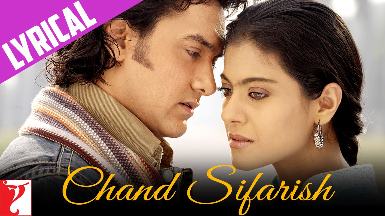 Chand Sifarish Song Lyrics Image
