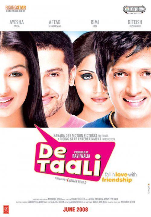 De Taali Poster