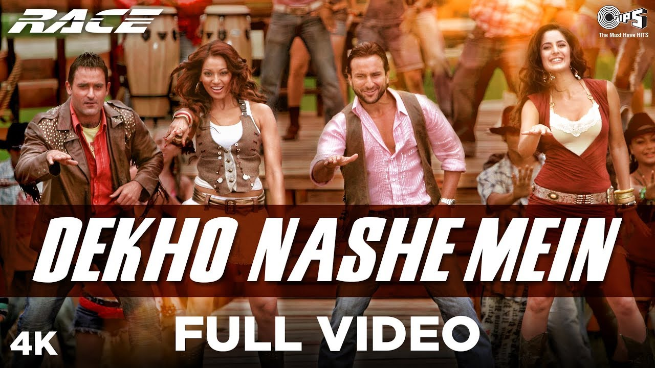 Dekho Nashe Mein Song Lyrics Image