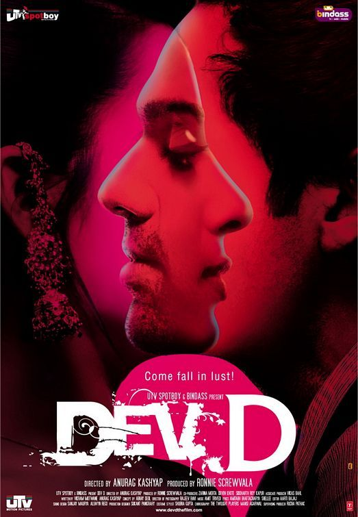Dev.D Poster