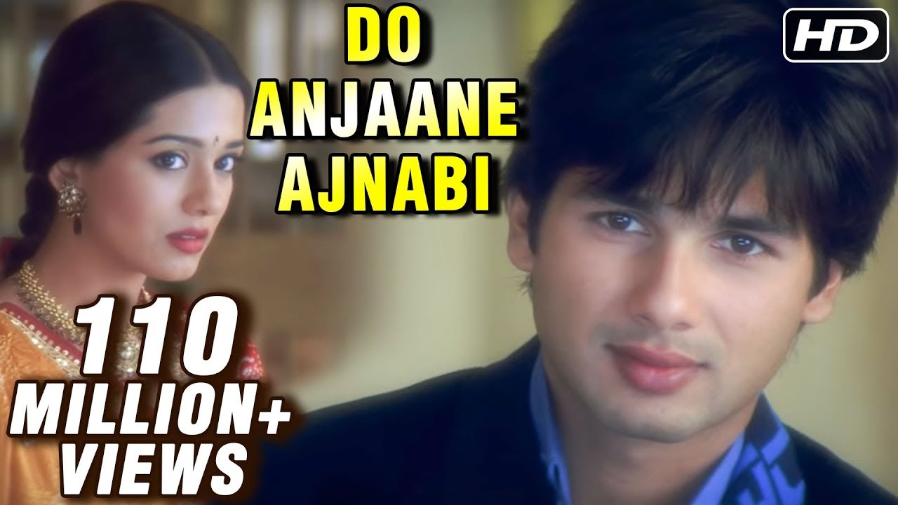 Do Anjaane Ajnabi Song Lyrics