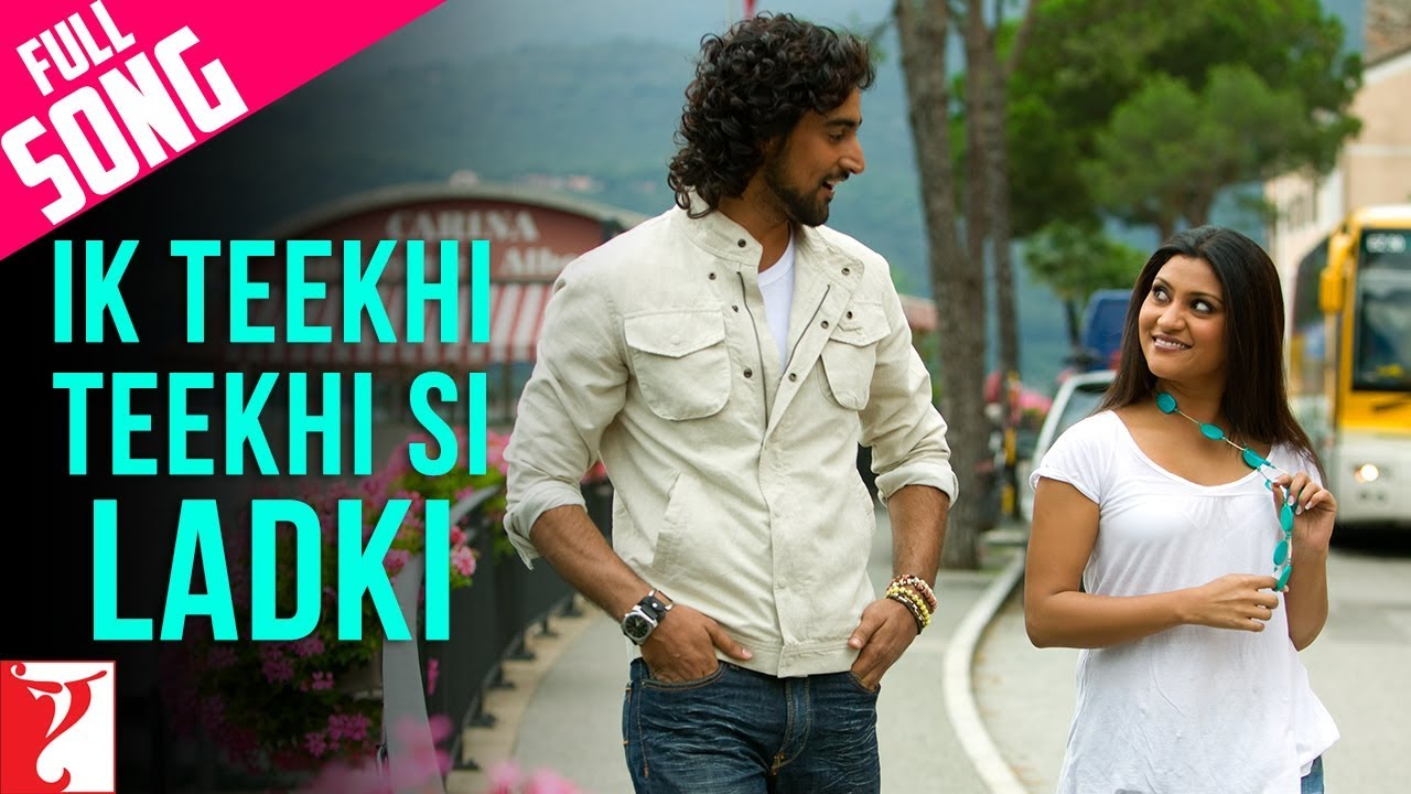Ik Teekhi Teekhi Si Ladki Song Lyrics Image