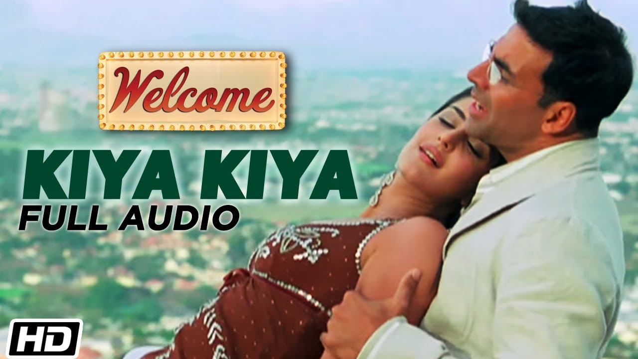 Kiya Kiya Song Lyrics Image