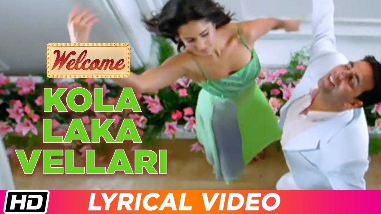 Kola Laka Vellari Song Lyrics Image
